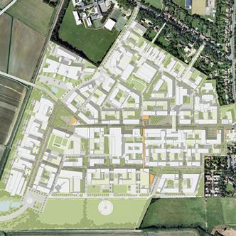 Re-Development of Howe Barracks, Canterbury