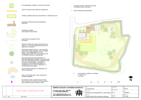 Planning Submission for Development of Lower Rhydd