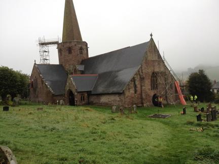Renovation of St. Nicholas' Church